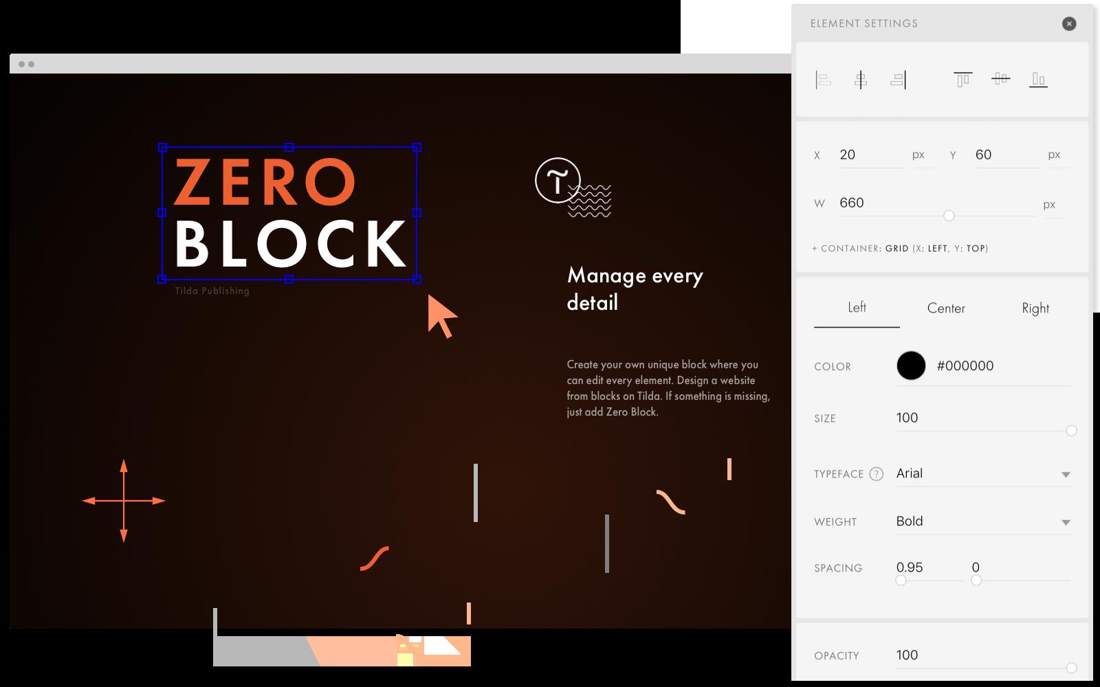 zero-block