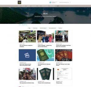 Trang Blog