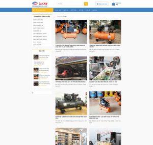 website-ban-hang-thiet-bi-rua-xe-lucky-tin-tuc